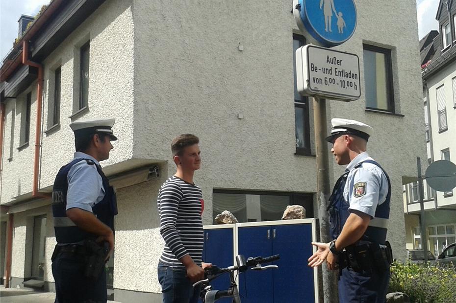 Polizeibericht Andernach