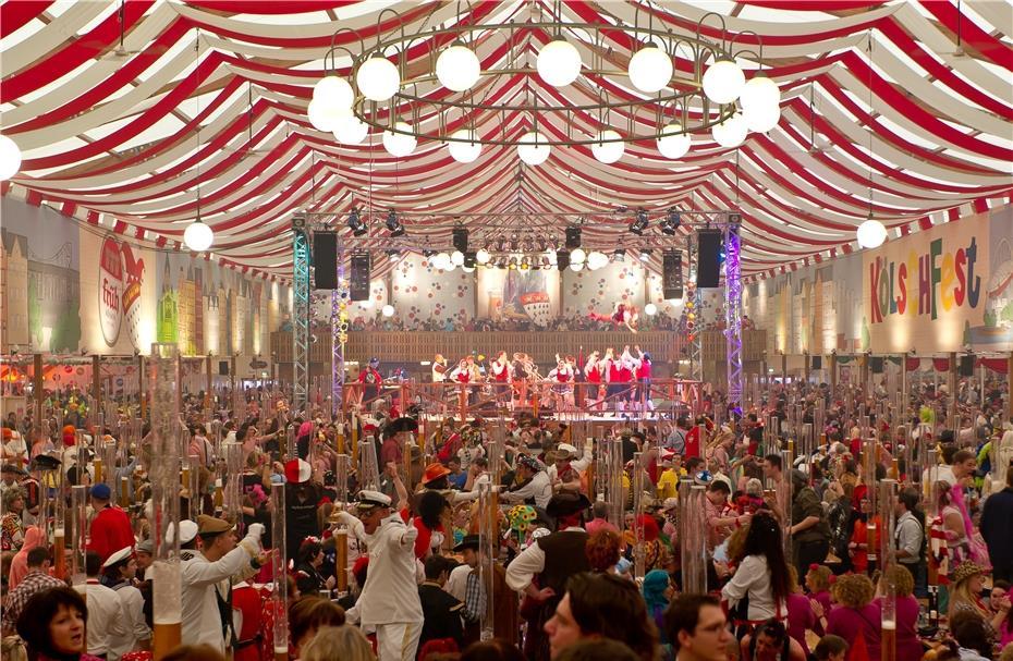 Kölschfest Zelt