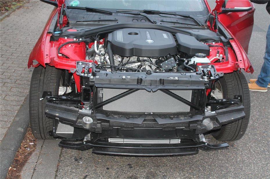 Fein Teile Eines Automotors Beschriftet Fotos - Elektrische ...