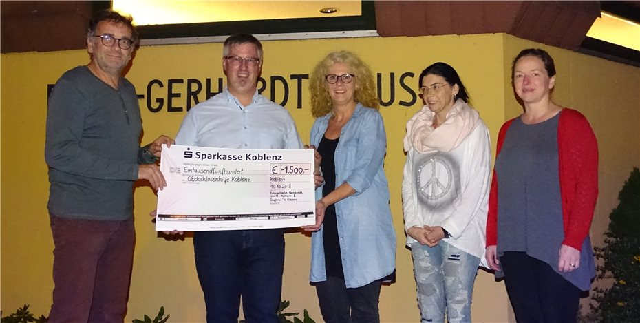 Obdachlosenhilfe Koblenz