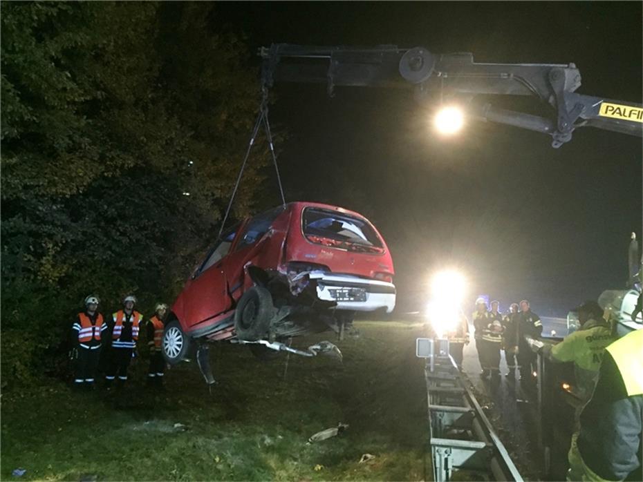Unfall A48 Heute Ulmen