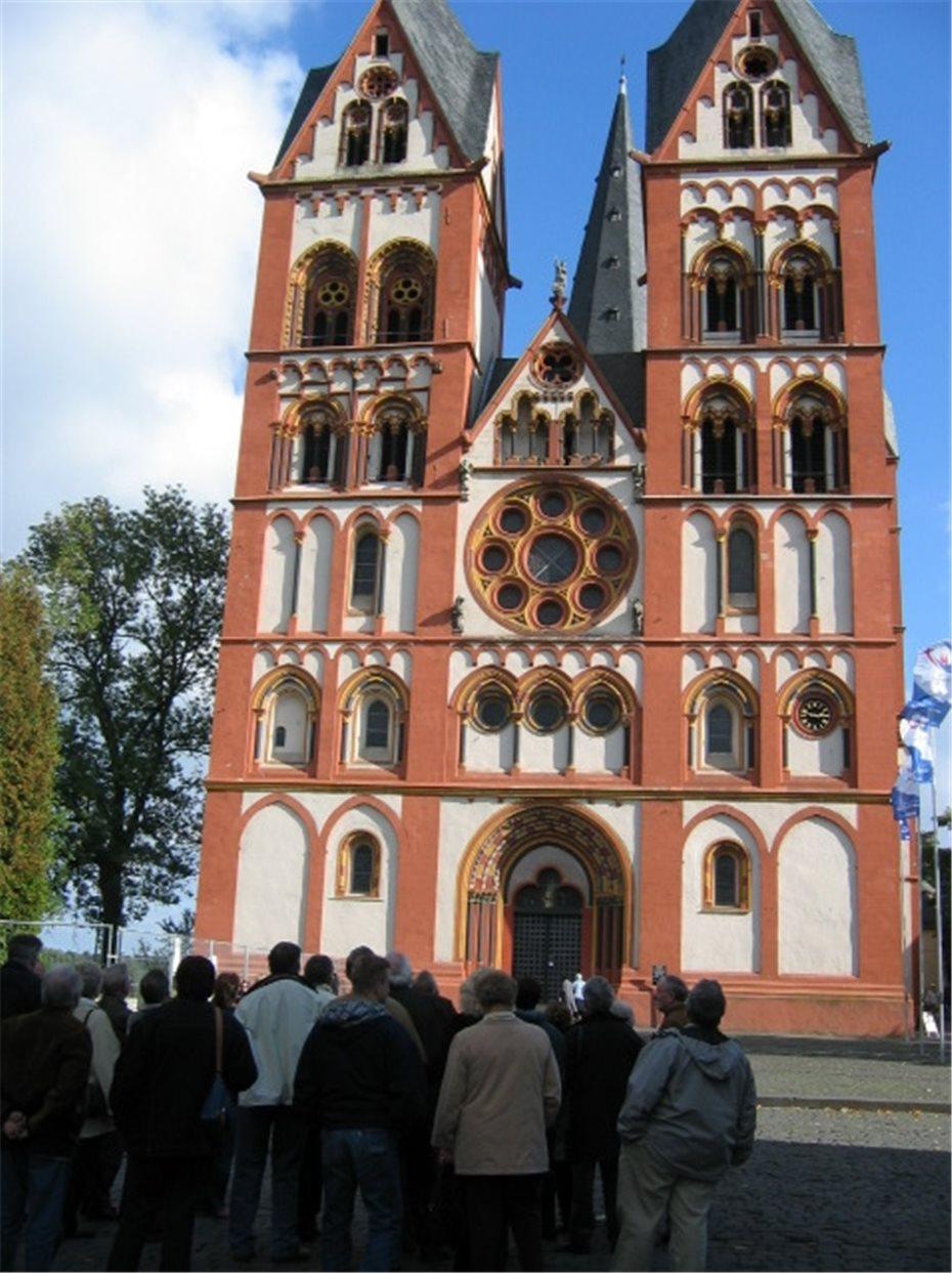 Chorreise Nach Limburg