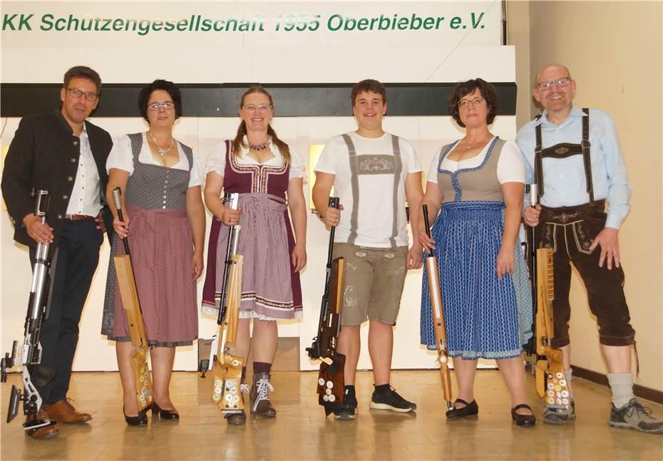 Oktoberfest am Schießstand