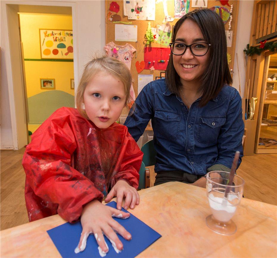 Kinder gestalten offizielle Weihnachtskarten