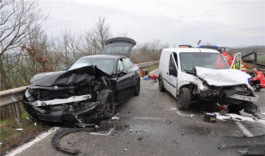 Unfall Ochtendung Heute