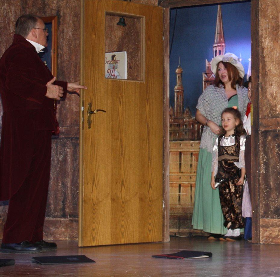 """Fröhliche Weihnachten, Mr. Scrooge!"""""""