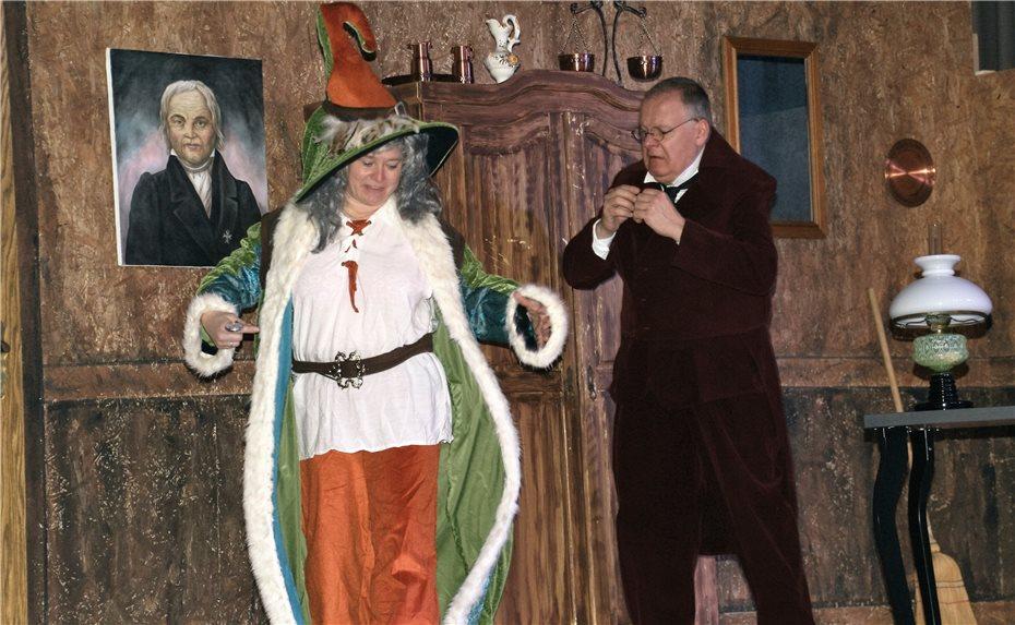 """Frohe Weihnachten, Mr. Scrooge!"""""""