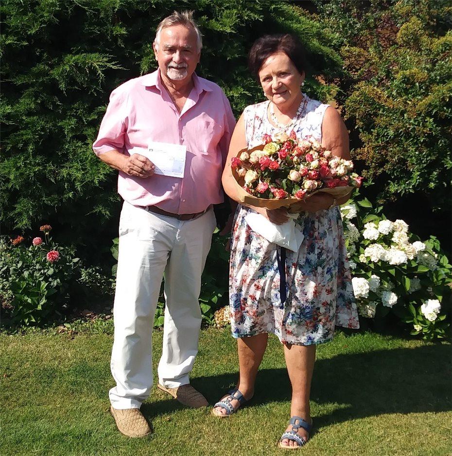 Goldene Hochzeit Bringt Spenden