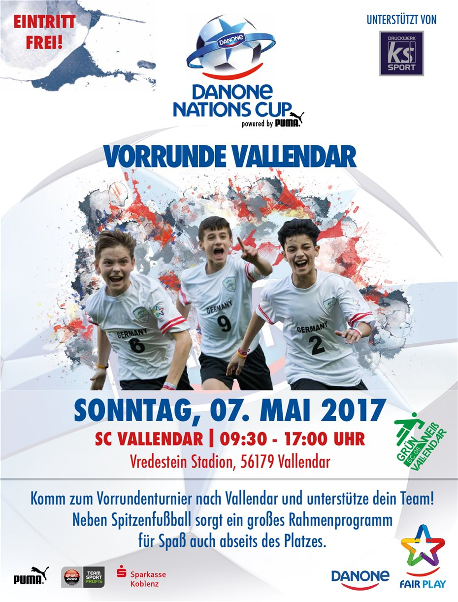 Qualifikationsturnier zum U12