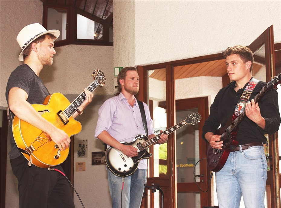 23. Gitarrentage in Vallendar