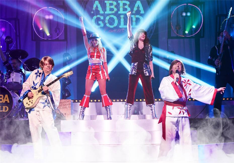 ABBA GOLD The Concert Show – Live!