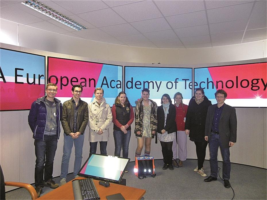 Die European Academy of Technology and Innovation Assessment