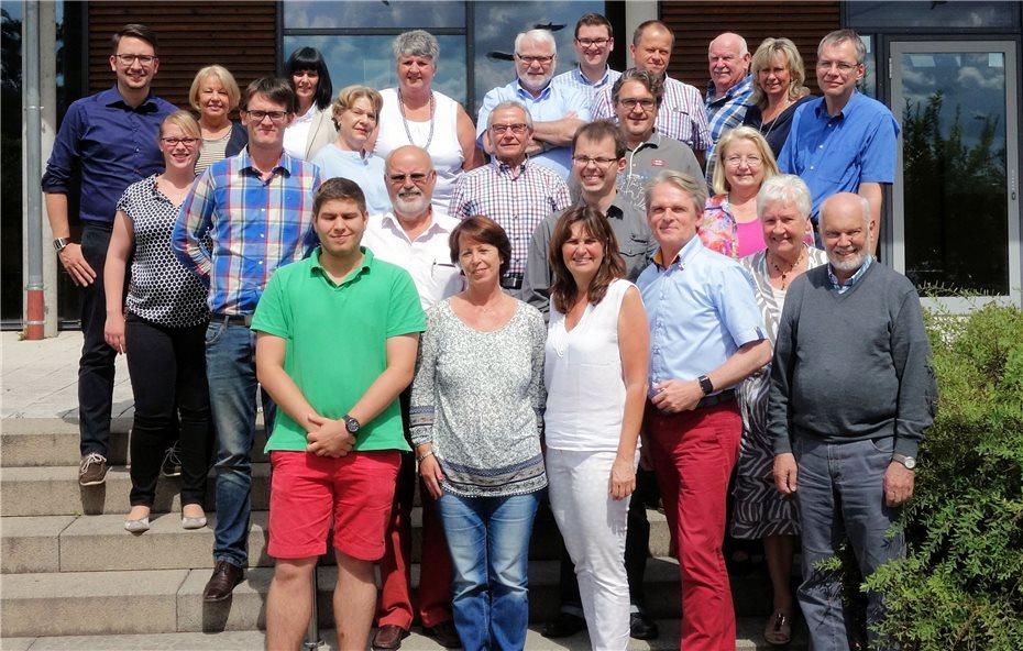 CDU-Ehrenamtlerbesuchen Fortbildung
