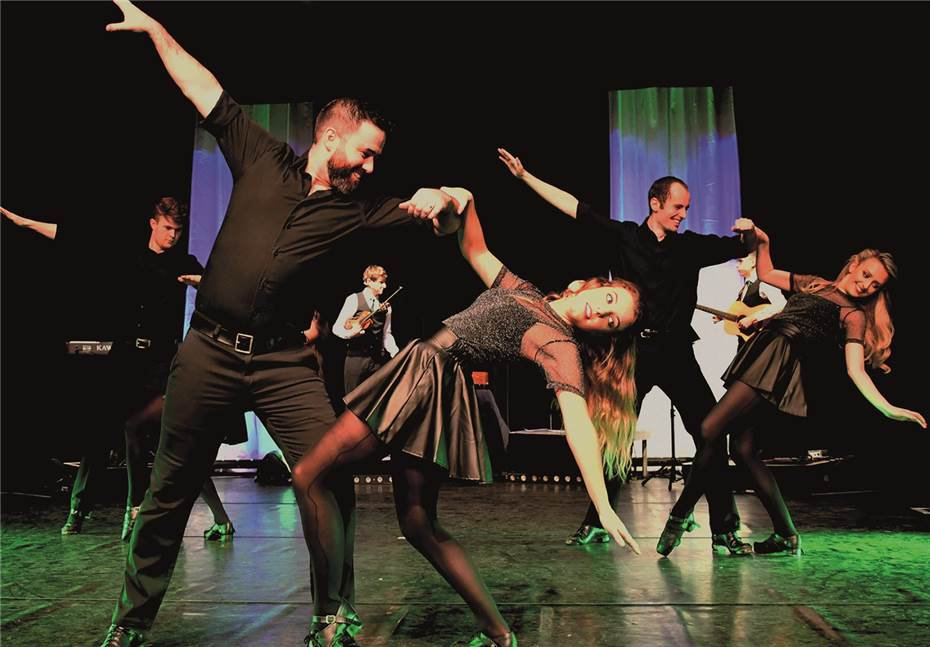 Best Irish Dance Show & Live Music