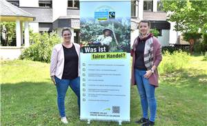 Roll-up erklärt Fairen Handel