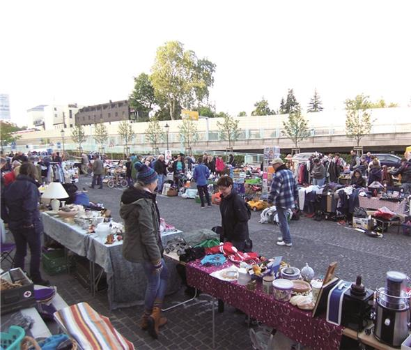 Flohmarkt Mosel
