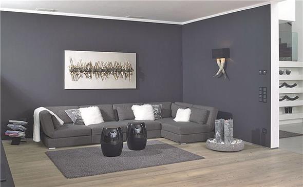 Lust auf eine neue wandfarbe - Wandfarbe mit kornung ...
