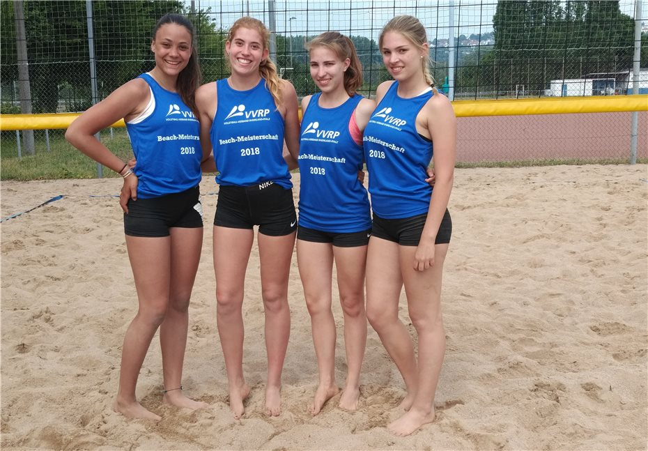 Start in die Beachvolleyball-Saison
