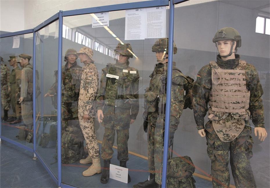 Bundeswehr Neue Uniform