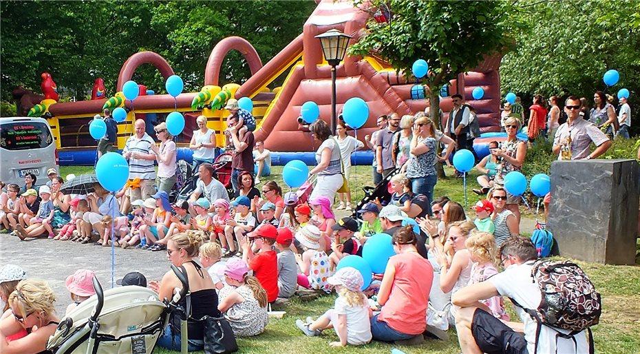 Familienfest Spiele