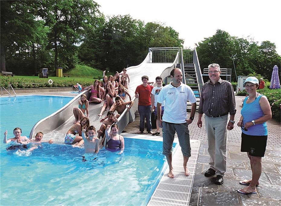 Schwimmbad Mendig