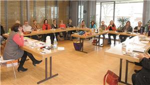 Interessanter Workshop Des FaiRegio Ladens Andernach