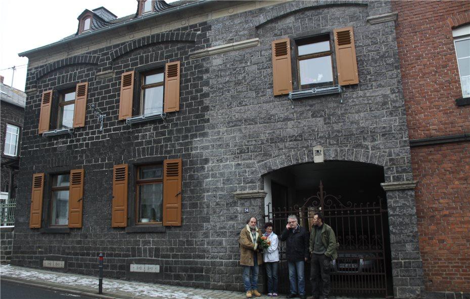 Neugestaltung Einer Hausfassade