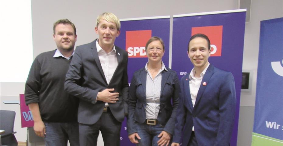 stehen in denStartlöchern für die Landtagswahl