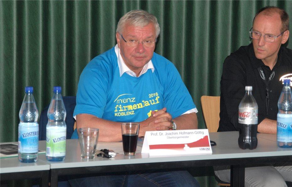 Münz Firmenlauf In Koblenz Ist Weiterhin Infrage Gestellt