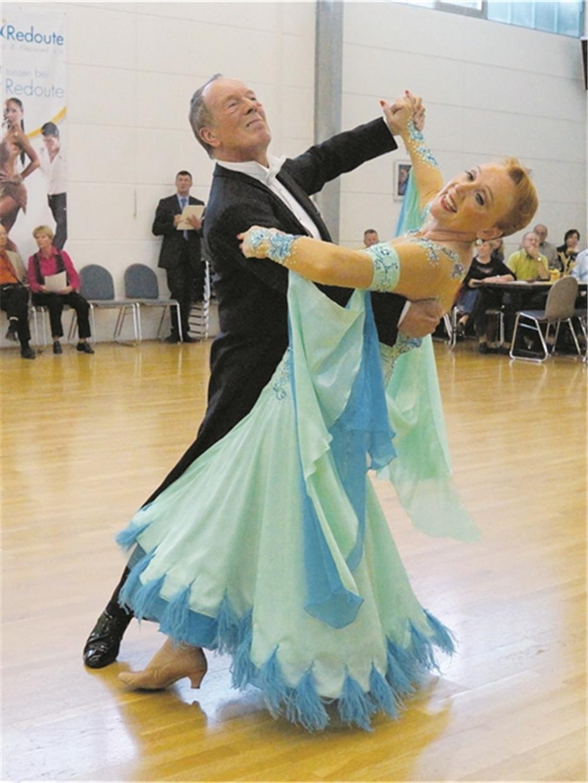 Wolkener Tanzpaar erneut Vizelandesmeister