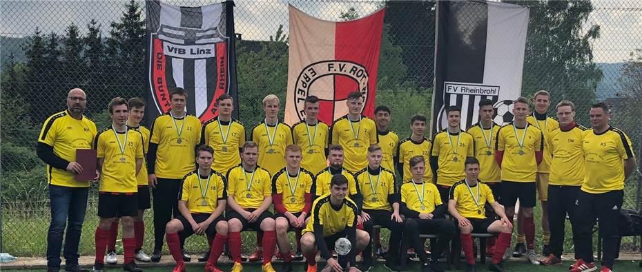 quality design d3bc3 07e99 Vorzeitiger Meister der Bezirksliga Ost