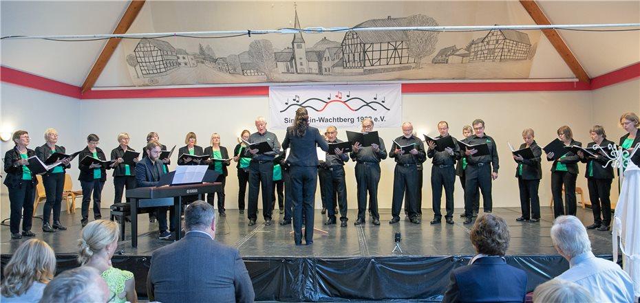 Singen In Wachtberg Macht Freude Besonders Im Gemischten Chor