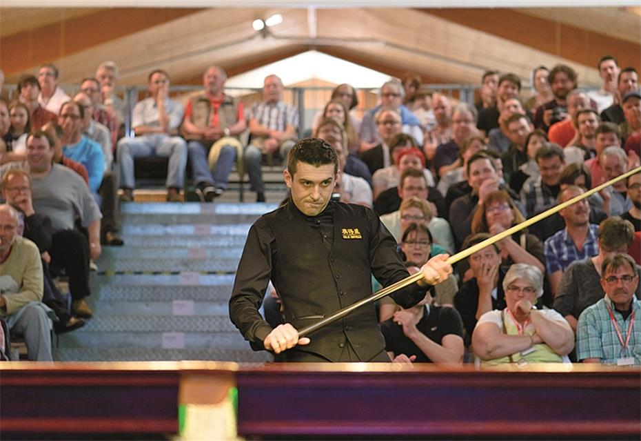 Snooker Weltmeister 2021