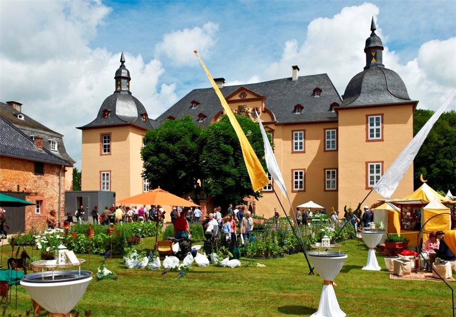 Das große Gartenfestival zum Schauen, Genießen und Kaufen