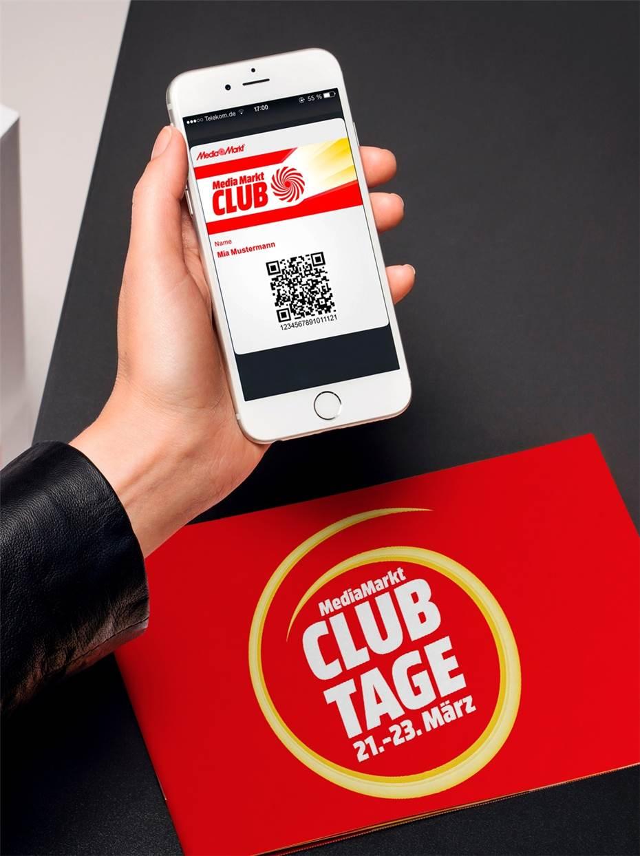 01c1f76a7d46ad Elektronikmärkte laden ihre Clubmitglieder zum Sparen ein