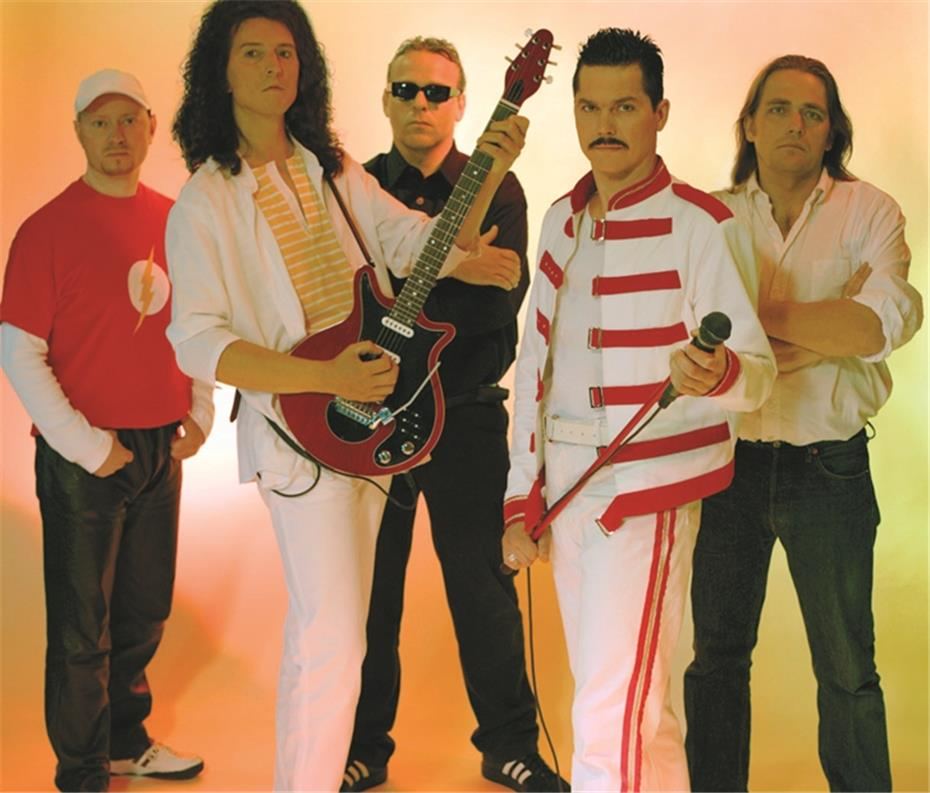 queen revival band termine